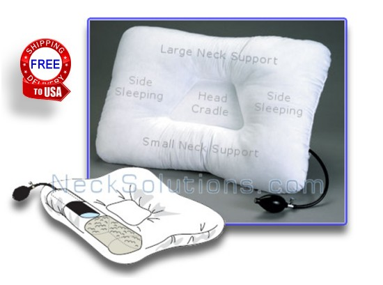 Air Core Adjustable Pillow