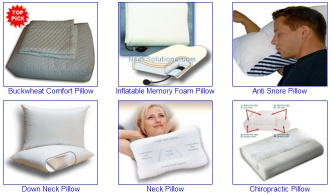Best Pillow Neck Pain
