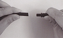 Chiropractic Neck Traction Center Connector