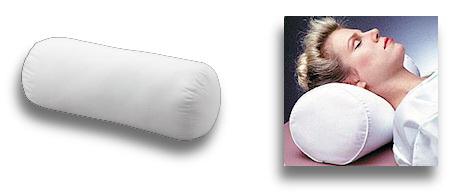 Comfort Neck Roll Pillow - Neckroll Pillow For Sleeping