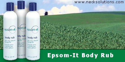 Epsom Salt Lotion