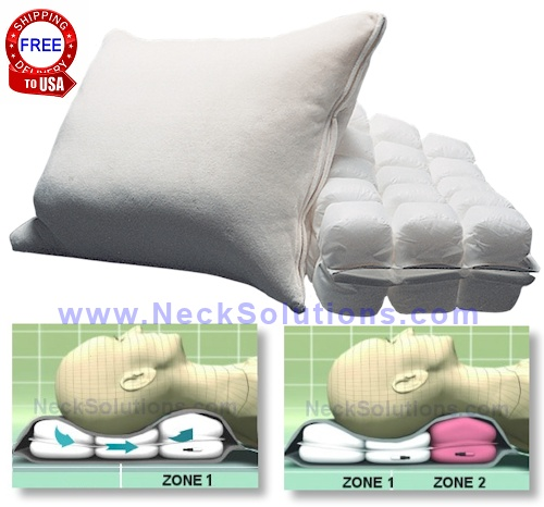 Inflatable Pillow Inflatable Neck Pillow