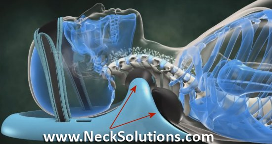 dual home neck traction