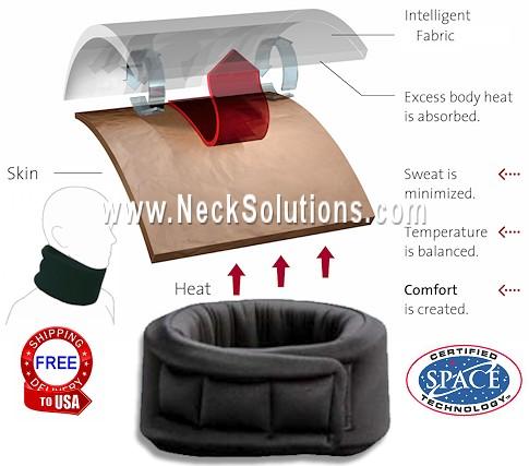 soft neck brace