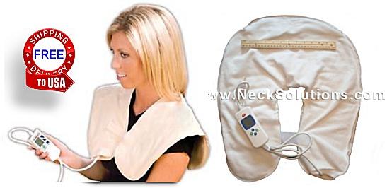neck shoulder-heating pad