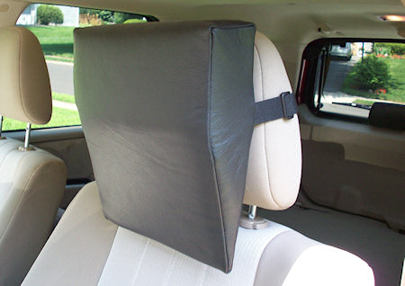 head support for car seat