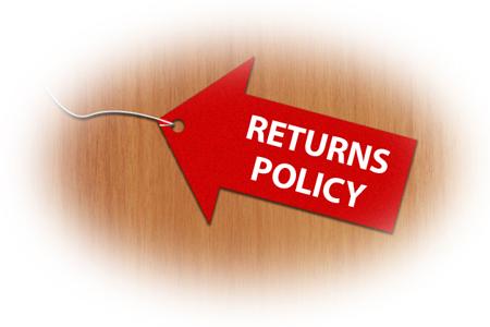 Amazon Seller Return Policy