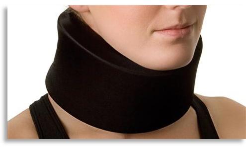 space age neck brace