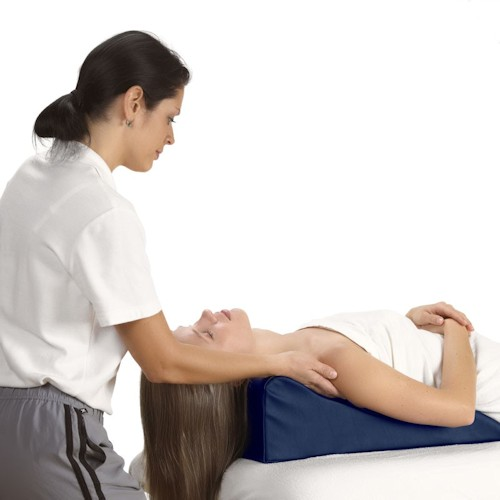 cervical support pillow for massage