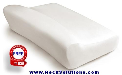 Swedish Pillow Swedish Neck Pillow