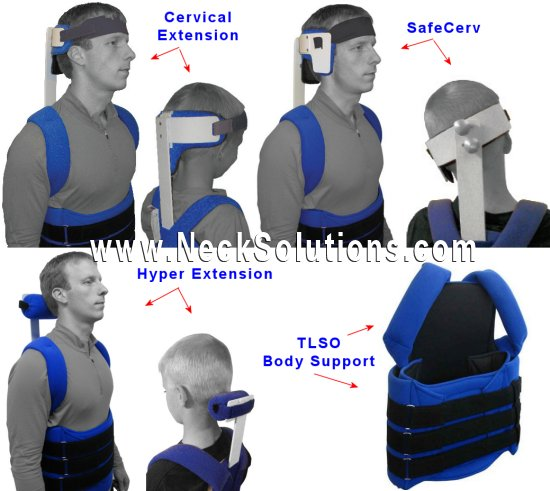 Head Support System Head Control Support Solutions