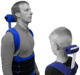hyperextension head support