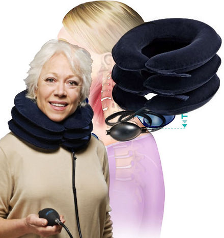 chiropractic neck traction