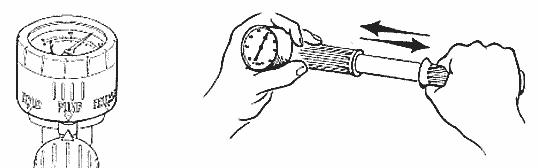 saunders hand pump