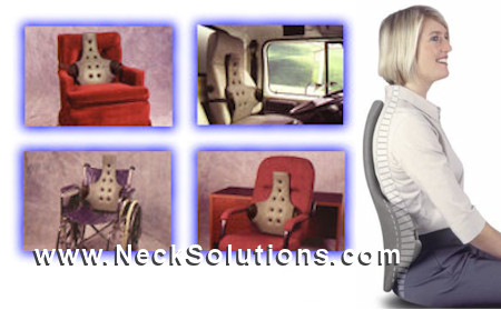 therapeutic spinal support