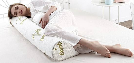 therapeutic body pillow