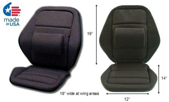 Back Support Cushion - Seat Cushion