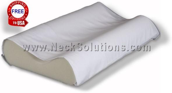 neck pillow for sleeping Basic Neck Pillow   Cervical Pillow neck pillow for sleeping