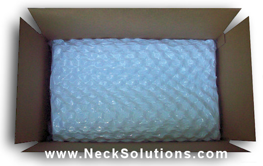pillow in free shipping box