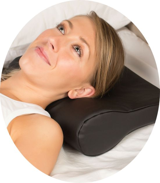 Contour Neck Pillow Contour Pillow For Travel Or Therapy