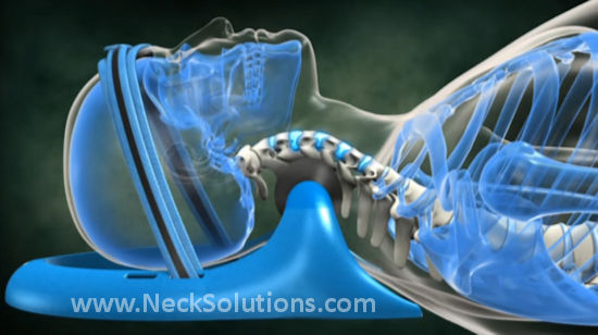 home neck traction