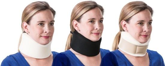 foam neck collar design options