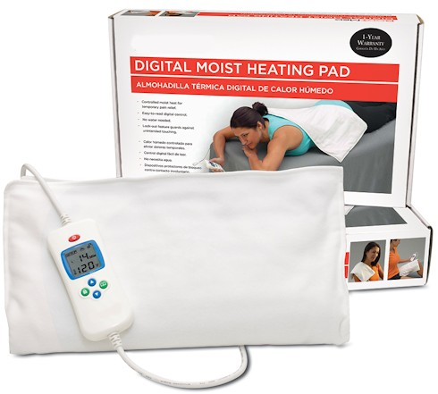 back heating pad