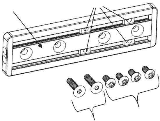 horizontal mount details