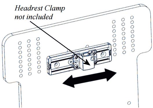horizontal movement