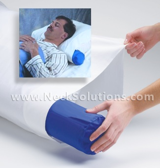 Inflatable Neck Roll Pillow Personal Neck Roll