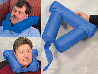 Inflatable Pillow The Most Adjustable Pillow Available