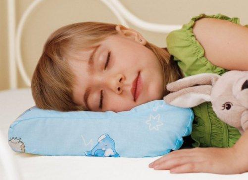 swedish kids pillow