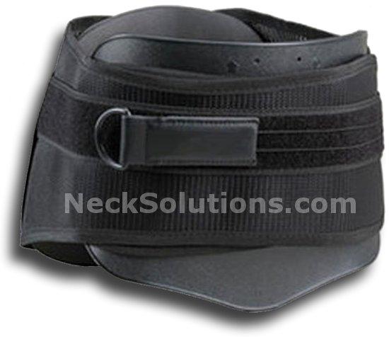 back brace 6:1 mechanical advantage