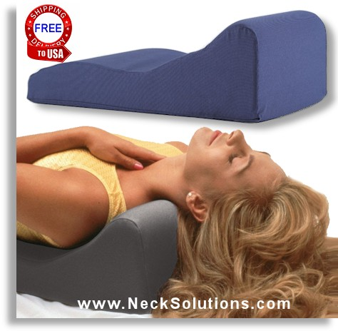 Neck Support Pillow Cervical Support Pillow