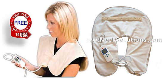 neck shoulder-heating pad
