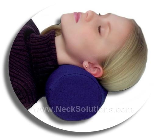 Foam Neck Roll Pillow Foam Neck Rolls