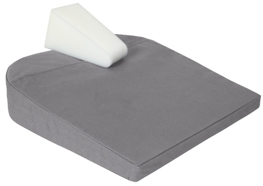 removable pad for tailbone pain relief