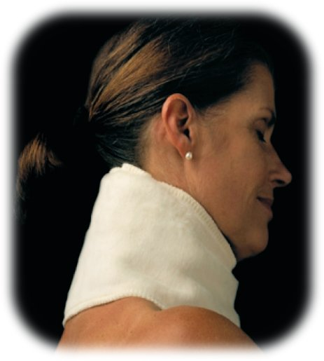 soothing heat for neck pain