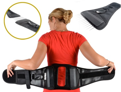 mechanical back belt