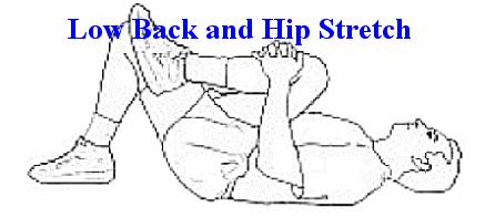 stretch lower back