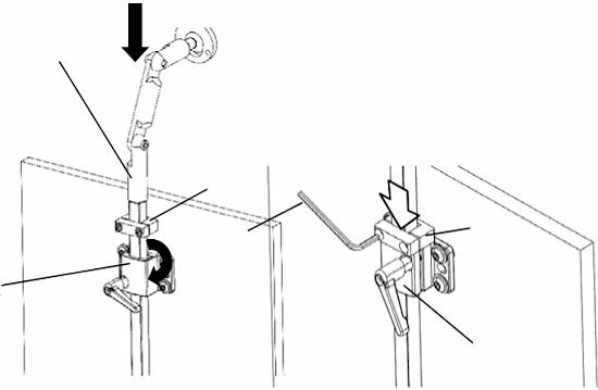headrest hardware installation