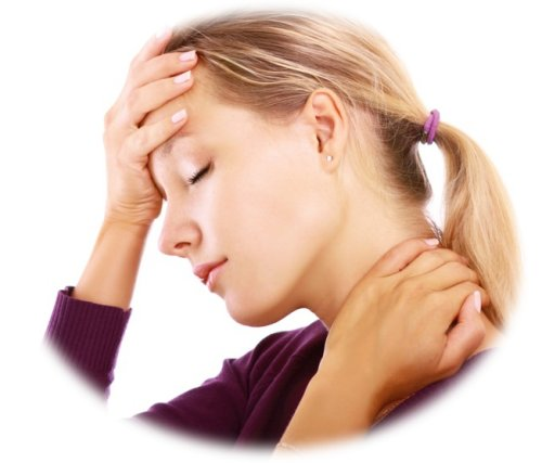tension headaches - tension headache types, Skeleton