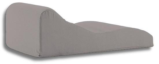 therapy pillow gray