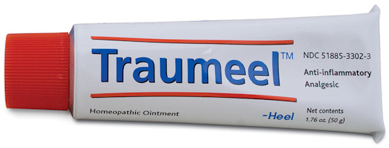 topical homeopathic pain reliever