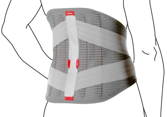 golf back belt