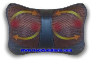 Neck Massager to ease strain neck muscles