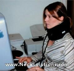 computer neck problems