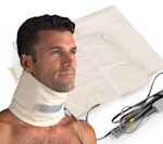 neck and back arthritis heat therapy
