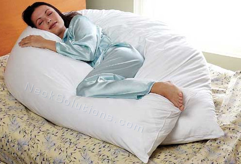 Benefits Of Body Pillow Use Neck Solutions