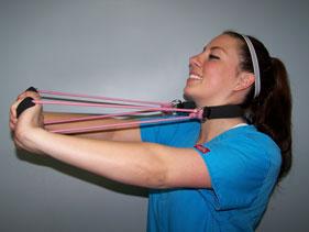 neck curve exerciser